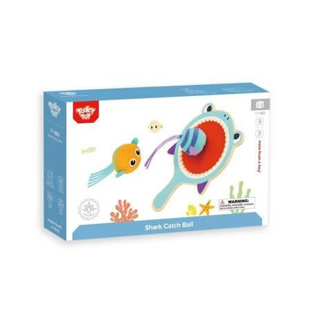 Gra Zręcznościowa Paletka Rekin Tooky Toy