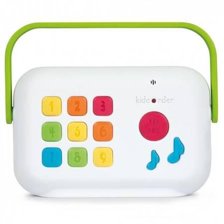 Kidcorder Odtwarzacz dla dzieci Smoby