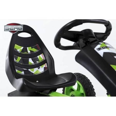 BERG Gokart Na Pedały Dla Dzieci Rally Force Do 60 kg