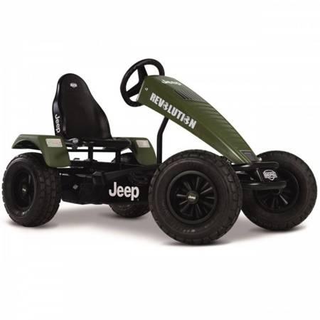 BERG Tereonowy Gokart Na Pedały Jeep Revolution do 100kg