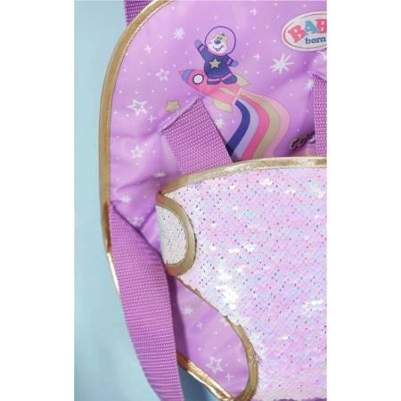 Baby Born Fioletowe Nosidełko dla Lalki 43 cm