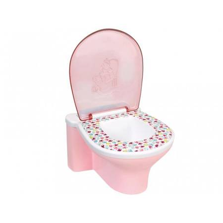 Baby Born Interaktywny nocnik dźwięk Toaleta dla lalki
