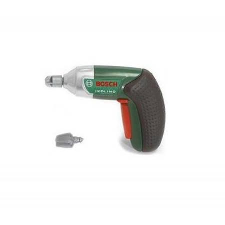 Bosch zestaw konstrukcyjny z wkrętarką Ixolino - Klein