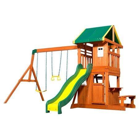 Cedrowy Plac Zabaw Oakmont Backyard Discovery 65114