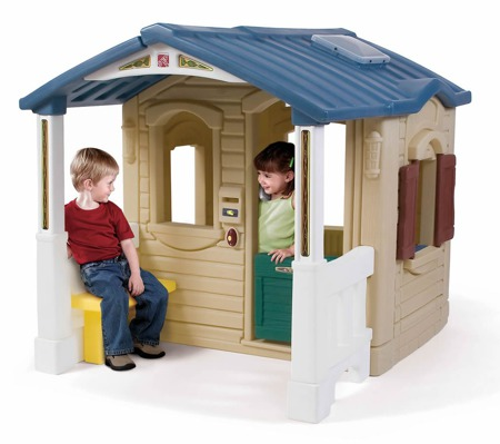 Domek Ogrodowy z Werandą Step 2 Naturally Playful Front Porch 794100