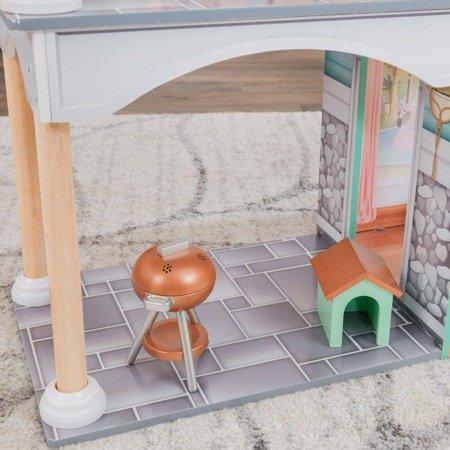 Domek dla lalek KidKraft Dahlia Mansion 65987- Światło i Dźwięk