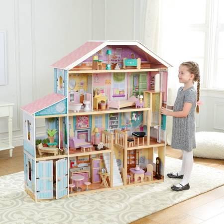 Domek dla lalek KidKraft Grand View Majestic Mansion 65954