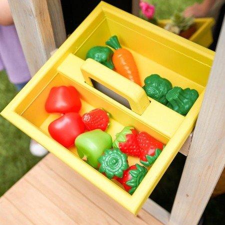 Domek ogrodowy Meadowlane Market - Ekologiczny Warzywniak