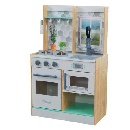 Drewniana Kuchnia Lets Cook Mint Kidkraft  53433