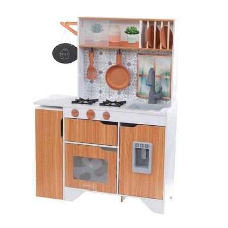 Drewniana Kuchnia dla dzieci Taverna  Światło i Dźwięk KidKraft  53440