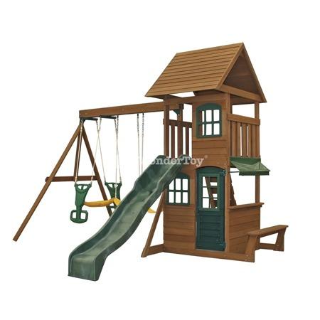 Drewniany Plac Zabaw Windale Kidkraft SWB26405E