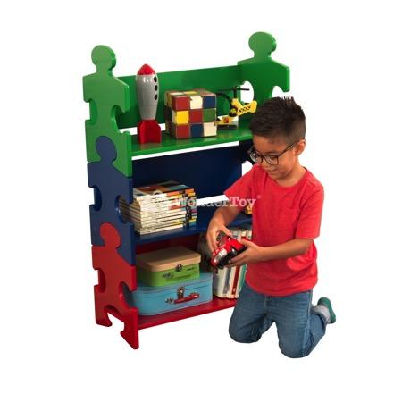 Drewniany Regalik Puzzle  Kidkraft 14400