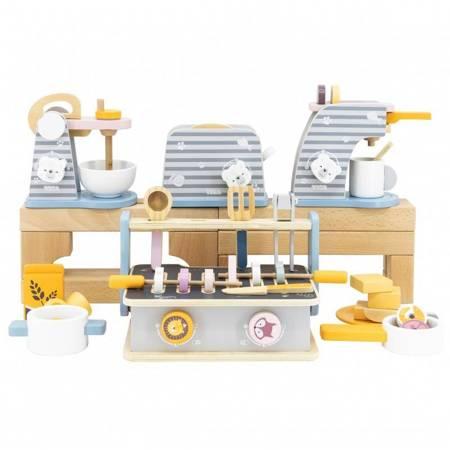 Drewniany Toster Viga Toys