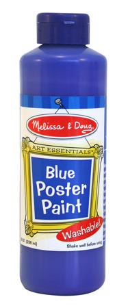 Farba Plakatowa Niebieska  Melissa and Doug 14141 DSC