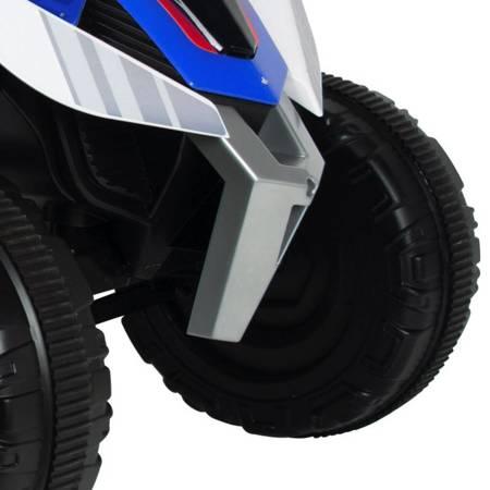 INJUSA Quad Elektryczny Rage 12V Niebieski Dla Dzieci