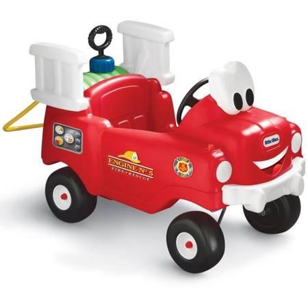 Jeździk Straż Pożarnal Cozy Coupe Little Tikes