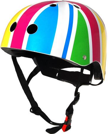 Kask Kiddimoto ® Rainbow Union Jack  KMH047