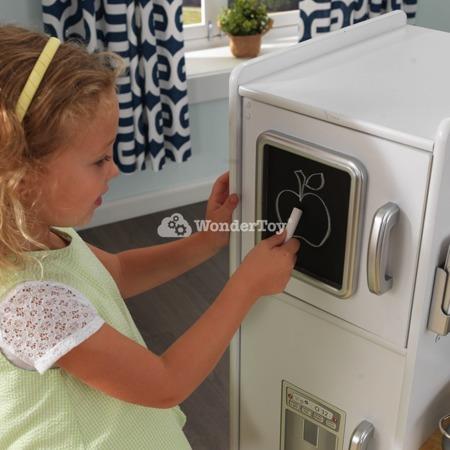 Kuchnia dla dzieci KidKraft Uptown - Biel 53364