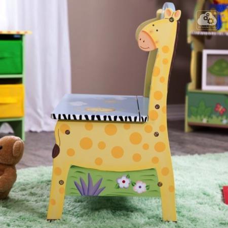 Ława - Skrzynia na zabawki Sunny Safari