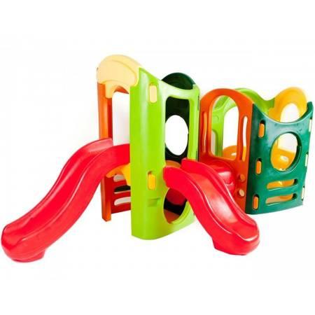 Little Tikes Plac Zabaw 8 w 1 Małpi Gaj ze Zjeżdżalniami