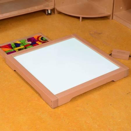 MASTERKIDZ Panel Skrzynia LED Sensoryczna