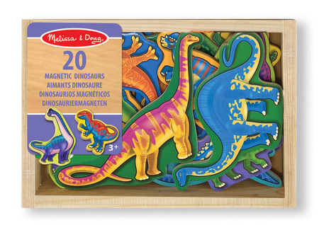 Magnesy Dinozaury  Melissa and Doug 10476
