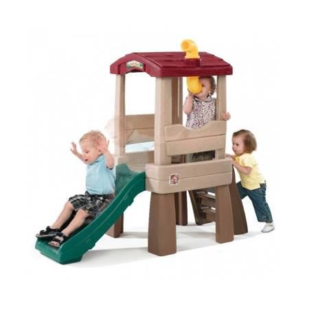 Mini Wieża ze zjeżdżalnią Step 2 Naturally Playful Lookout Treehouse 776900