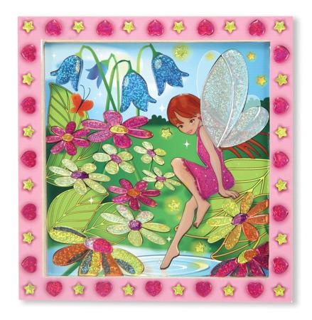 Mozaika Magiczny Ogród  Melissa and Doug 14299