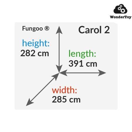 Plac zabaw Carol 2 ™ FunGoo ®