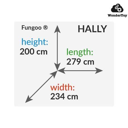 Plac zabaw Hally FunGoo ®