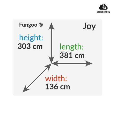 Plac zabaw Joy Tower FunGoo