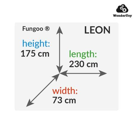Plac zabaw Leon FunGoo ®