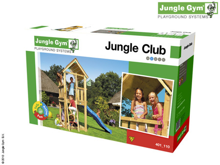 Plac zabaw Zestaw Jungle Gym - Country Club