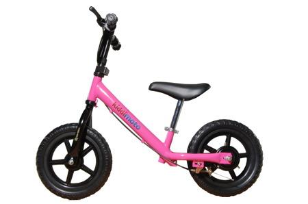 Rowerek biegowy Junior GT Neon Pink