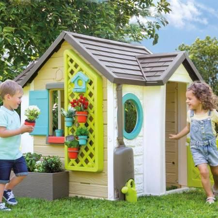 SMOBY Domek Ogrodnika Ogrodowy Garden House