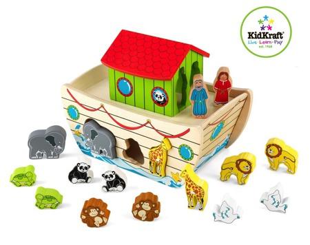 Sorter Arka Noego Kidkraft Noahs Ark