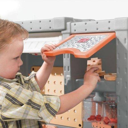 Step2 Interaktywny Kącik Mechanika Warsztat dla Dzieci