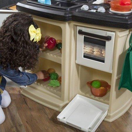 Stylowa Kuchnia Smakosza  Step2 868000 Światło Dźwięk i akcesoria