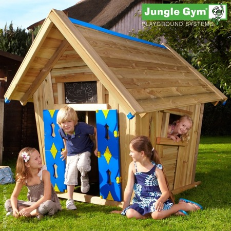Szalony Domek  Jungle Gym  Crazy Playhouse