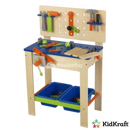 Warsztat z narzędziami KidKraft  63329
